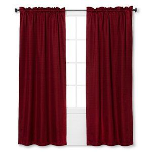 "84""x42"" Braxton Thermaback Blackout Curtain Panel"